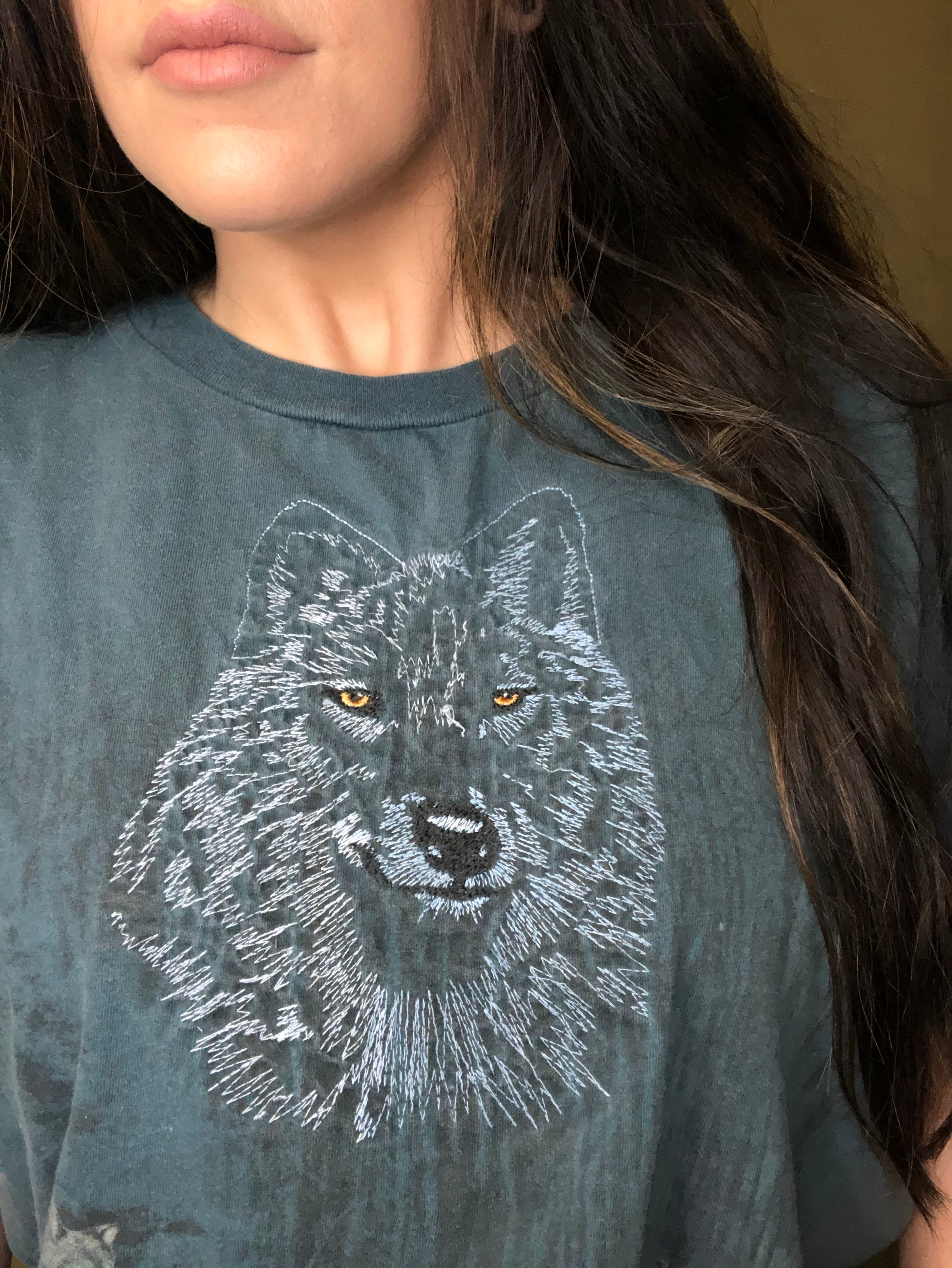 Wolf Pack Tee-Size XL