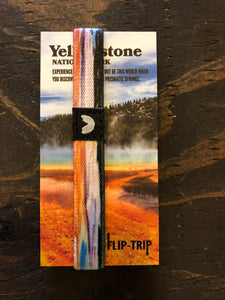 Nature Backs Flip-Trip Bracelet (Yellowstone)