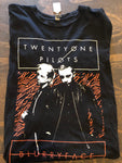 Twenty One Pilots Blurry Face Tour Tee-Small