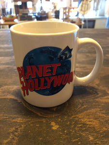 Planet Hollywood Mug
