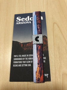 Nature Backs Flip-Trip Bracelet (Sedona
