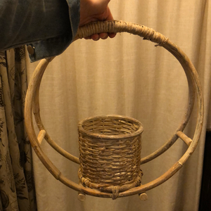 Wicker Planter