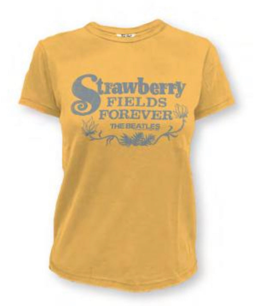 The Beatles-Strawberry Fields Forever Tee