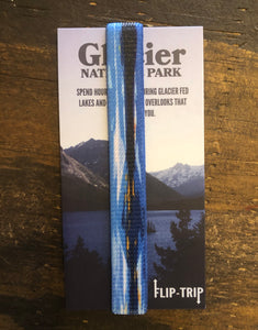 Nature Backs Flip-Trip Bracelet (Glacier National Park)