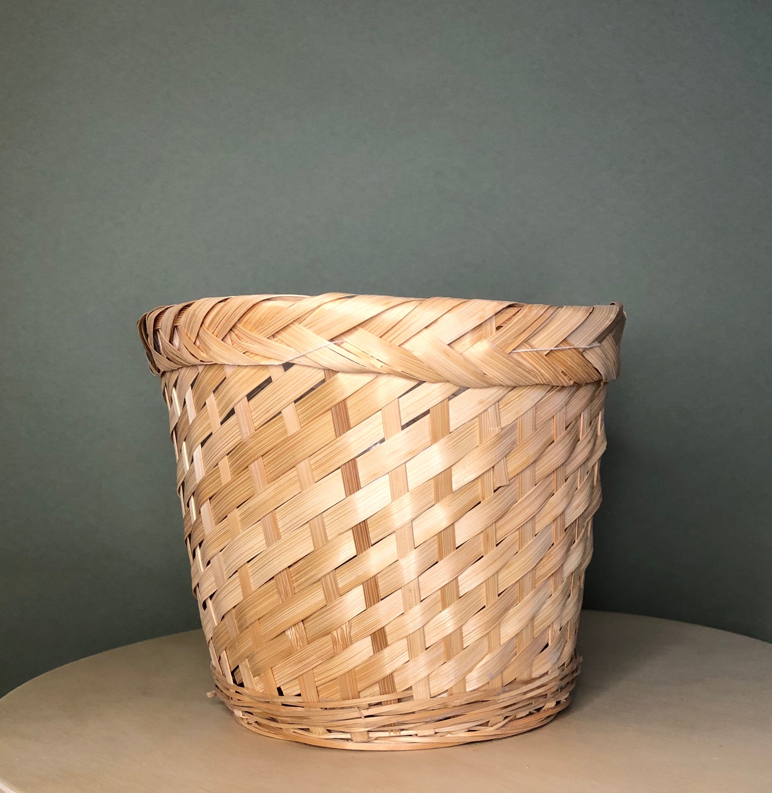 Wicker Planter/Basket