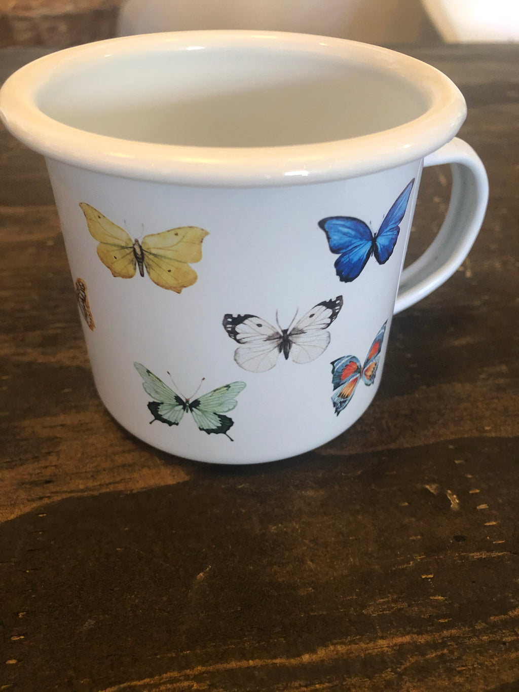"""Give Me Butterflies"" Mug"
