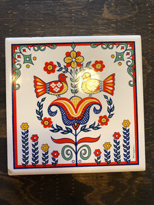 Fiesta Tile Pot Holder