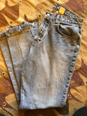 Calvin Klein Mom Jeans-Size 14