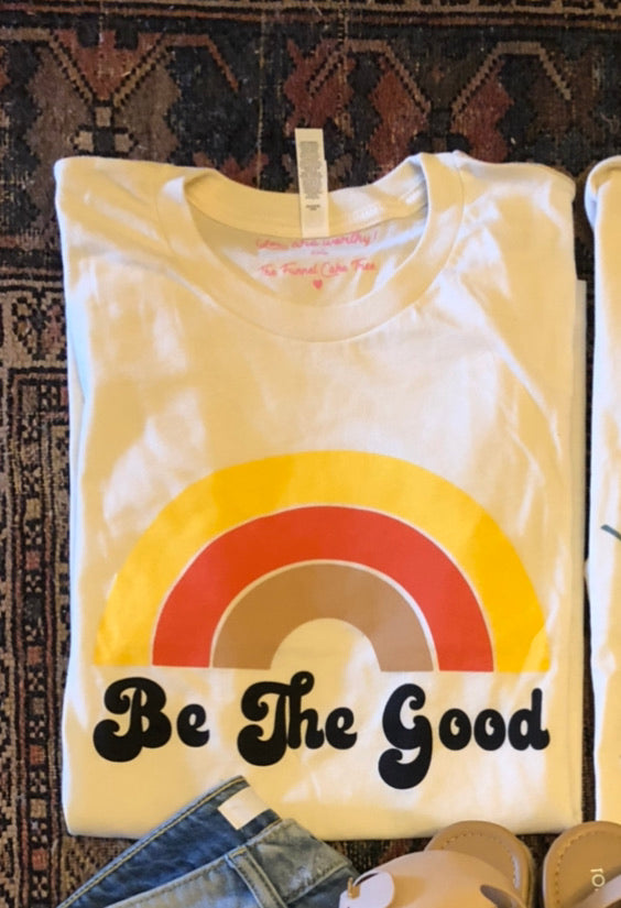 """Be the Good"" Tee"
