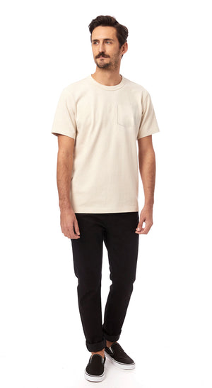 Men's Alternative Recycled Cotton Pocket Tee