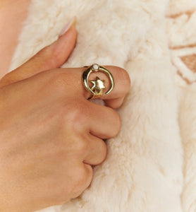 Moon Dance Ring