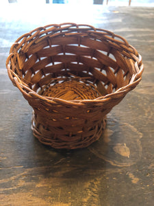 Small Wicker Plant Basket