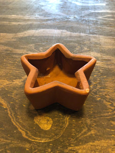 Ceramic Star Container