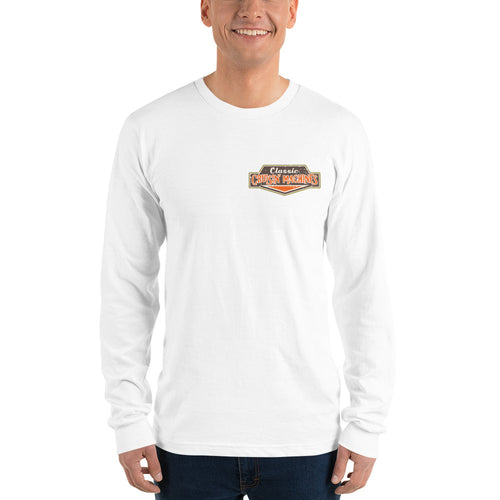 VW Bug (Back) Long sleeve t-shirt