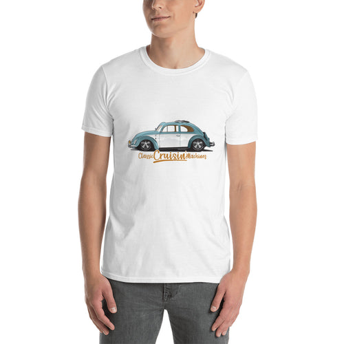 VW Bug (Front) Short-Sleeve Unisex T-Shirt