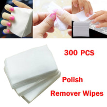 Lint Free Nail Polish Remover Wipes