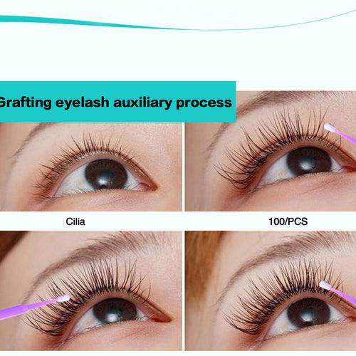 Disposable Eyelash Cleansing Grafting Brush