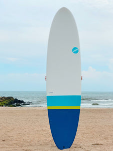 Surftech - NSP Elements Fun 7'2 Tail Dip Navy