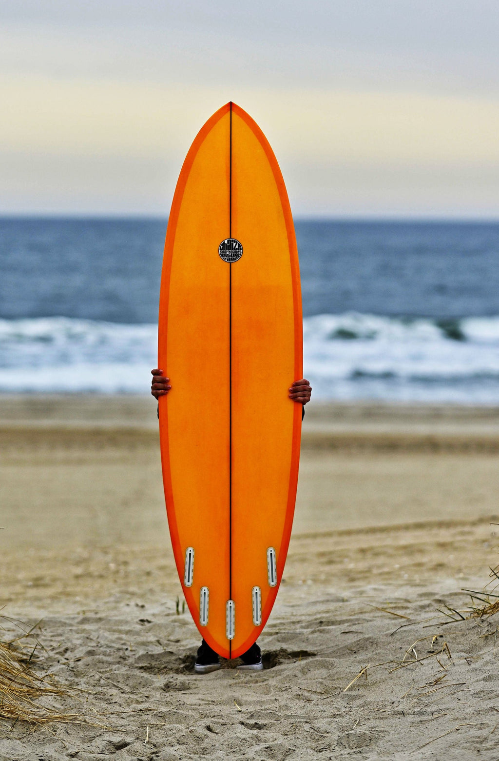 Mini Gun Surfboard - Egg 6'8""