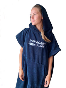 Unisex Hooded Changing Towel - One Size