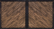 Load image into Gallery viewer, Wood Gate System (2 Doors with Posts)