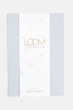 Loom Journal Feels Like Home Grey