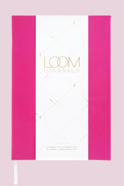 Loom Journal Berried Treasure Pink