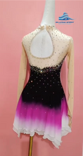 Load image into Gallery viewer, Figure Skating Dress #SD014