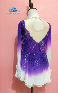 Figure Skating Dress #SD020