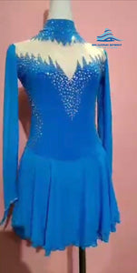 Figure Skating Dress #SD021