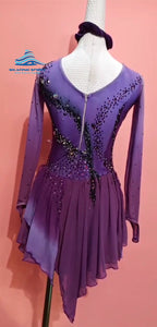 Figure Skating Dress #SD025
