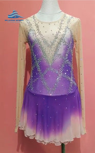 Figure Skating Dress #SD027