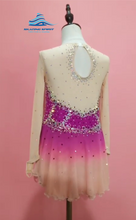 Load image into Gallery viewer, Figure Skating Dress #SD027