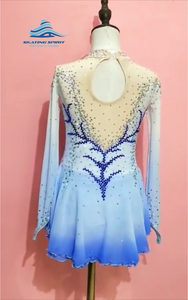 Figure Skating Dress #SD028