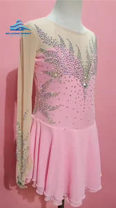 Figure Skating Dress #SD031