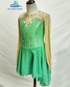 Figure Skating Dress #SD033
