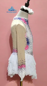 Figure Skating Dress #SD036
