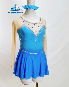 Figure Skating Dress #SD041