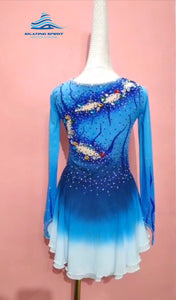 Figure Skating Dress #SD045