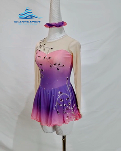 Figure Skating Dress #SD049