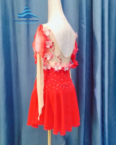 Figure Skating Dress #SD050