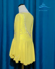 Load image into Gallery viewer, Figure Skating Dress #SD054