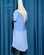 Load image into Gallery viewer, Figure Skating Dress #SD070