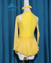 Load image into Gallery viewer, Figure Skating Dress #SD072