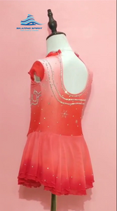 Figure Skating Dress #SD073