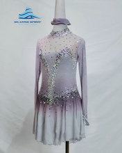 Load image into Gallery viewer, Figure Skating Dress #SD075