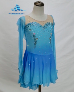 Figure Skating Dress #SD080