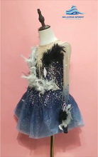 Load image into Gallery viewer, Figure Skating Dress #SD082