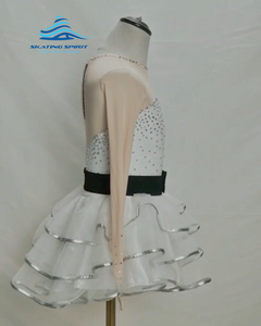 Figure Skating Dress #SD089