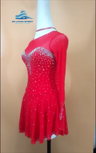Load image into Gallery viewer, Figure Skating Dress #SD103